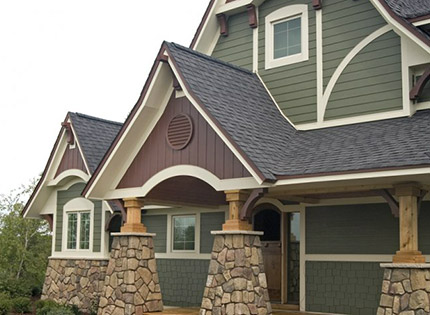 Trim Boards & Siding Products