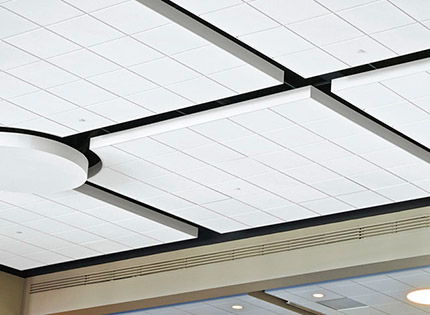 Acoustical Ceilings & Suspension Systems